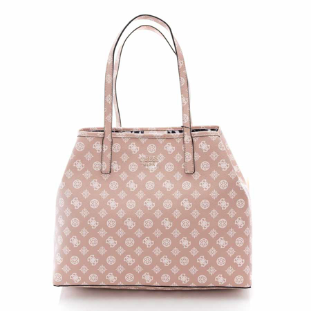 Picture of Guess VIKKY LARGE TOTE HWPQ699524 Blush