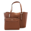 Picture of Guess NAYA HWVG788123 COGNAC