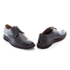 Picture of Clarks Malwood Plain 26159567 Black Leather