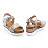 Picture of Clarks Lizby Strap 26159186 Gold Metallic