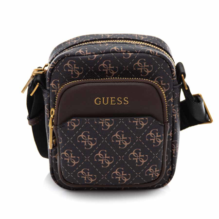 Picture of Guess Vezzola HMVEZLP1126 Brown