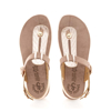 Picture of Fantasy Sandals S9005 Marlena Rosegold Capitone