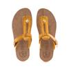 Picture of Fantasy Sandals Mirabella S9004 Ochre Brush