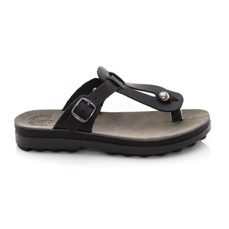 Picture of Fantasy Sandals Mirabella S9004 Black Brush