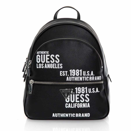 Picture of Guess Manhattan Large HWGY699433 Black