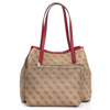 Picture of Guess Vikky HWSG699525 Latte Logo