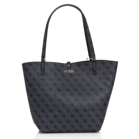 Picture of Guess Alby HWSA745523 Coal/Black