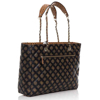 Picture of Guess Cessily HWPG767923 Mocha Multi