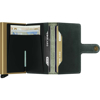 Picture of Secrid Miniwallet Rango Green - Gold