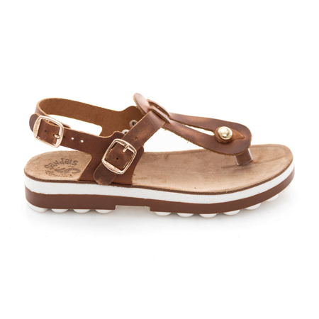 Picture of Fantasy Sandals S9005 MARLENA TAUPE BRUSH