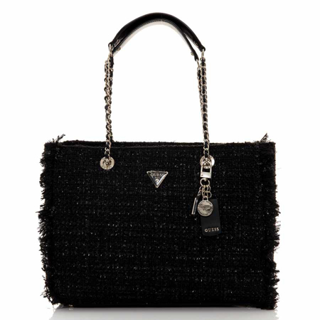 Picture of Guess Cessily HWTG767923 Black