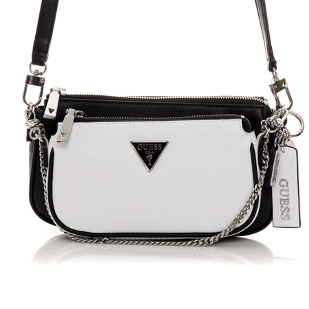 Picture of Guess Arie Mini HWGY788570 Black Multi